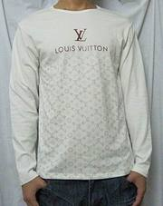 cheap Louis Vuitton Men Long Sleeve on sale
