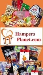 Hampers strikes the special note of celebration