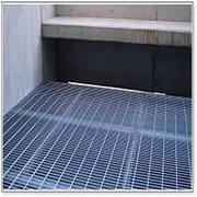 Platform grating,  welding platform steel grating plate