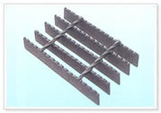 Welded steel grating,  stainless steel and mild steel bars grating
