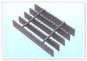 Welded steel grating,  stainless steel and mild steel bars grating