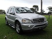 Mercedes-benz M-class 5.4