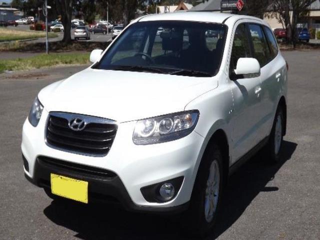 2011 Hyundai Santa Fe Bendigo Cars For Sale Used Cars