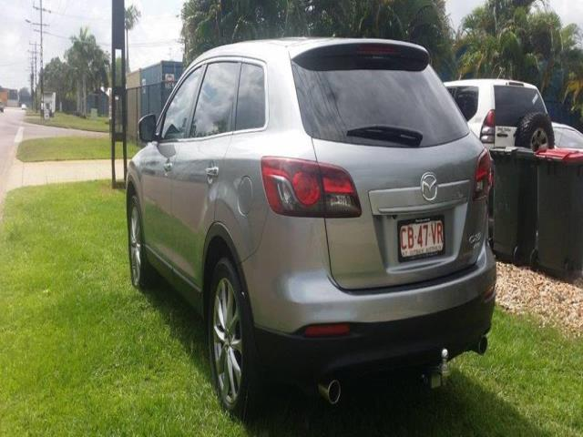 mazda cx 9 27000 miles bendigo cars for sale used cars for sale bendigo 2368635. Black Bedroom Furniture Sets. Home Design Ideas