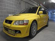 2001 mitsubishi 2001 Mitsubishi Lancer GSR Evolution VII Manual 4W