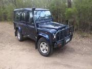 2002 Land Rover 2002 Land Rover Defender X-Treme Manual 4x4 MY02