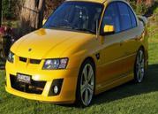 Holden Sv6000 104200 miles