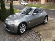 2005 nissan 2005 Nissan 350Z Touring Z33 Manual MY06
