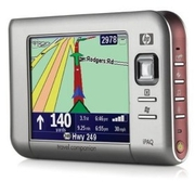HP iPAQ rx5915 Travel Companion with GPS