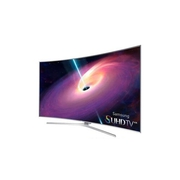 Samsung 4K SUHD JS9000 Series Curved Smart TV - 55