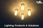 Get Lighting Products & Solutions From Light Switch