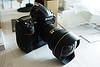 Nikon D3x DSLR Camera+Nikon AF-S VR 24-120mm lens